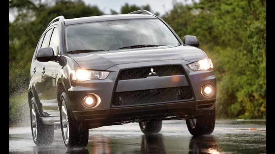 Mitsubishi lança novo Outlander GT 2010 - Utilitário já está nas lojas por R$ 102.990 iniciais