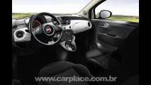Salão de Genebra 2008: Protótipo ecológico Fiat 500 Aria Concept