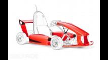 Actev Motors Arrow Smart Kart