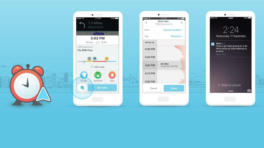 Google va concurrencer Uber avec un service de co-voiturage dans Waze