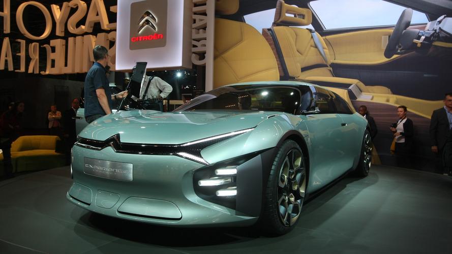 Yeni büyük bir Citroen sedan modeli geliyor