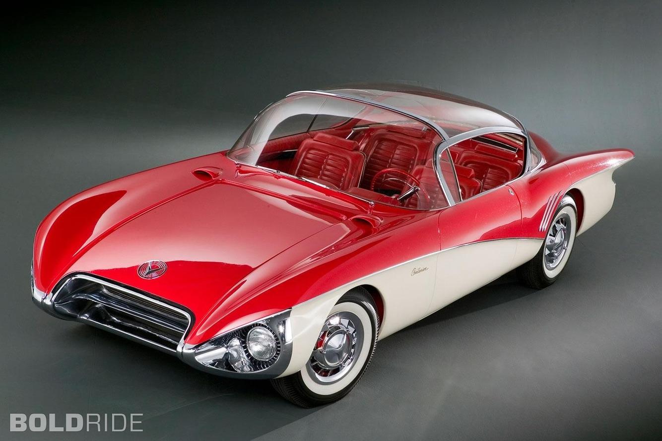 Buick Centurion Concept