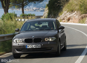 BMW 1-Series 5-door