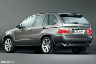 BMW X5 4.8is