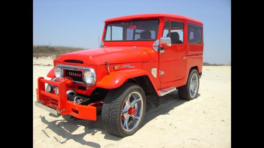Toyota FJ40 Land Cruiser