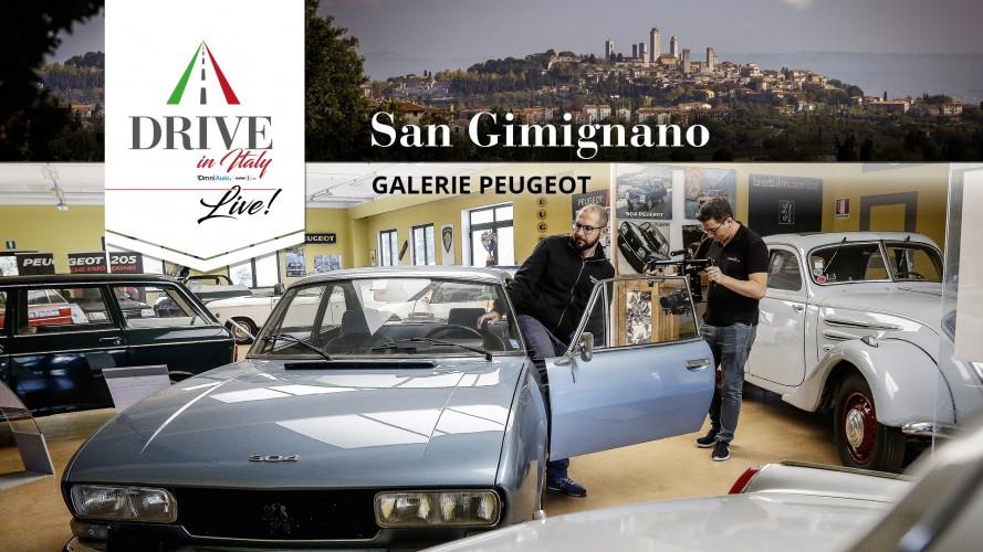 Galerie Peugeot, nella collezione c'è anche un po' di tuning