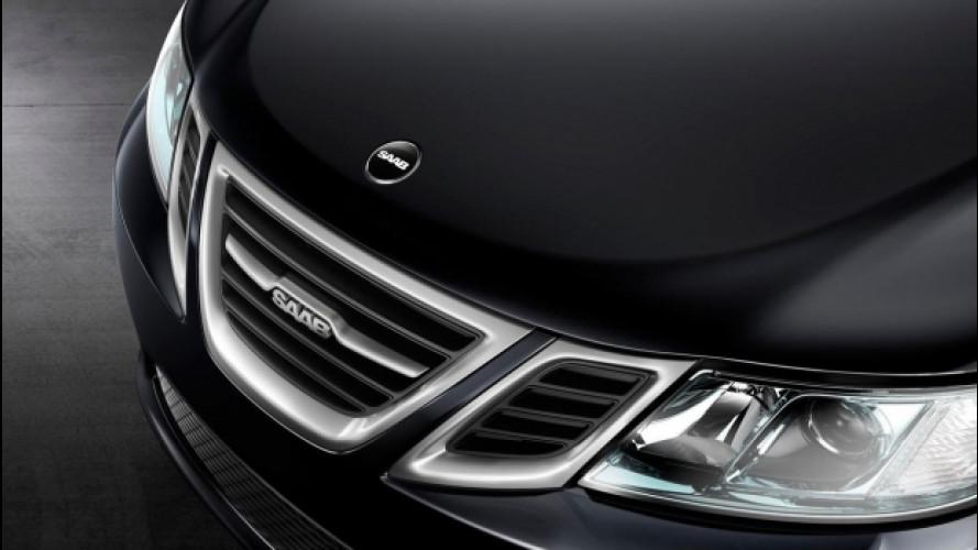 Saab, NEVS dà l'addio al marchio