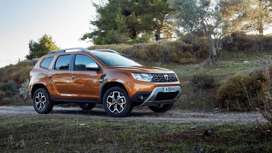 Supergalería de fotos del Dacia Duster 2018