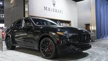 Maserati Levante with Nerissimo package