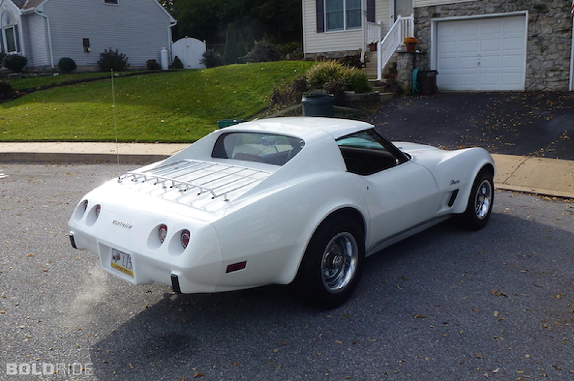 Your Ride: 1976 Chevrolet Corvette Stingray
