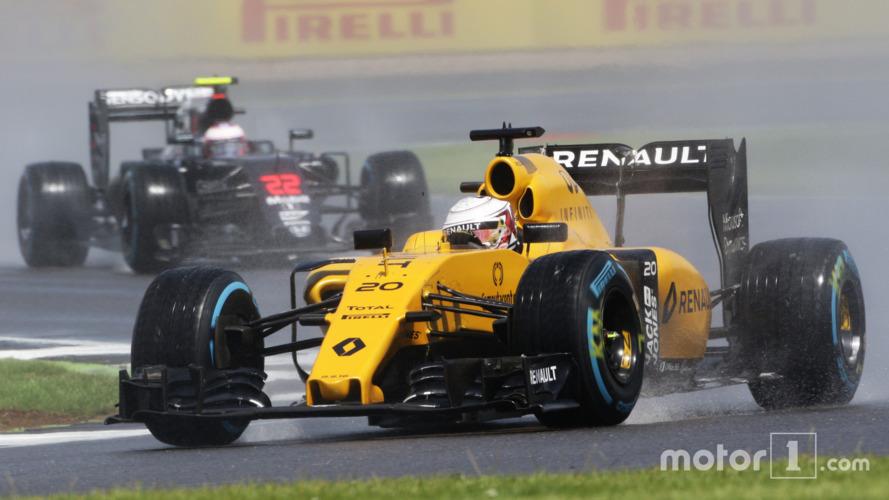 Il y aurait 47 ch d'écart entre les moteurs F1 de Mercedes et Renault