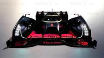 Un design fantaisiste de LMP1 pour l'avenir