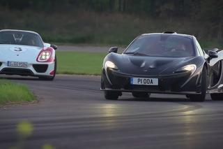 McLaren P1 vs Porsche 918 vs Ducati Drag Race —Who Wins?