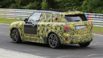 Mini Countryman JCW spy photo