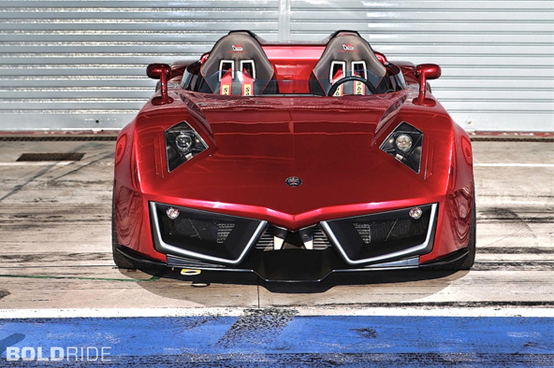 Wheels Wallpaper: Spada Vetture Sport Codatronca Monza