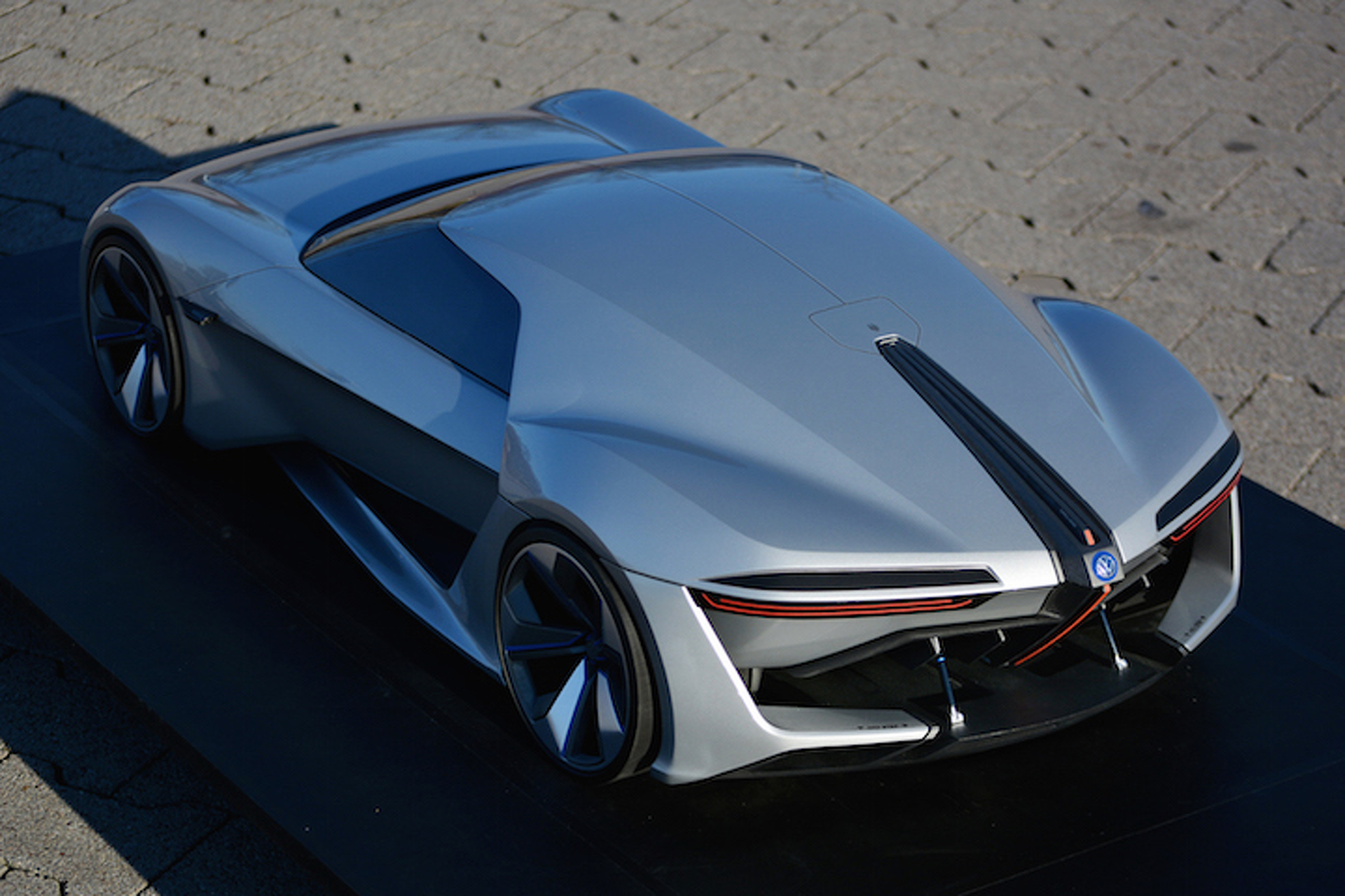 Superior Stunning Volkswagen Sports Car Concept Wants Us To Look Towards The Future