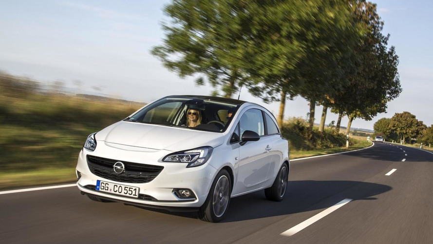 Opel Corsa LPG revealed