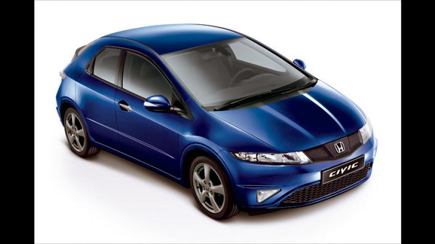 Honda Civic GT: Volkstümlicher Breitensport