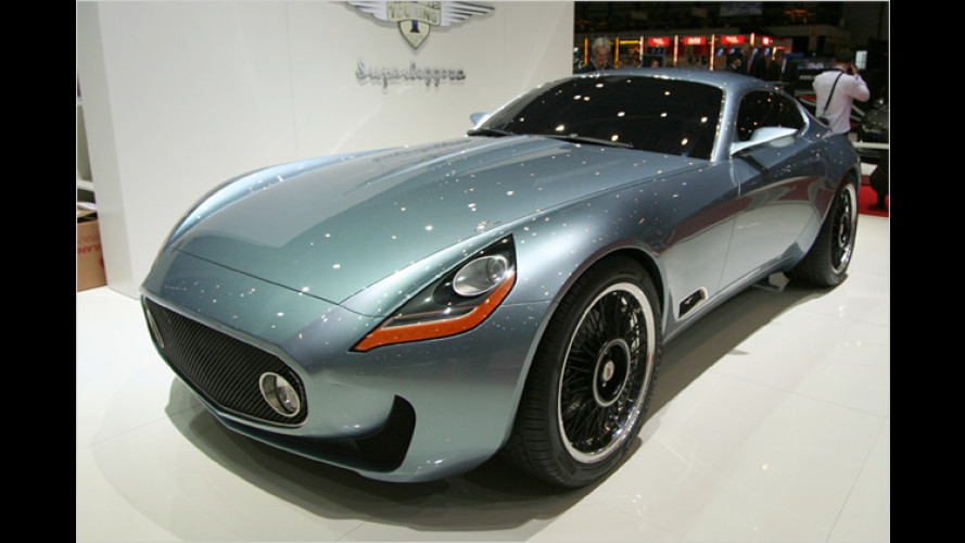 Unendlich elegant: A8 GCS Berlinetta
