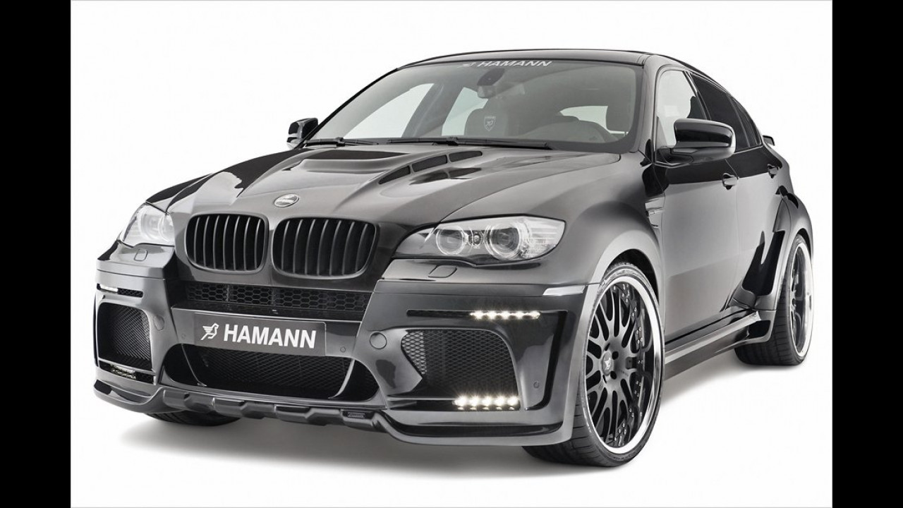 Hamann Tycoon (Basis BMW X6 M)