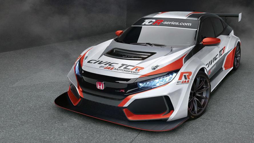 Honda'nın TCR macerası yeni nesil Civic Type R ile devam ediyor