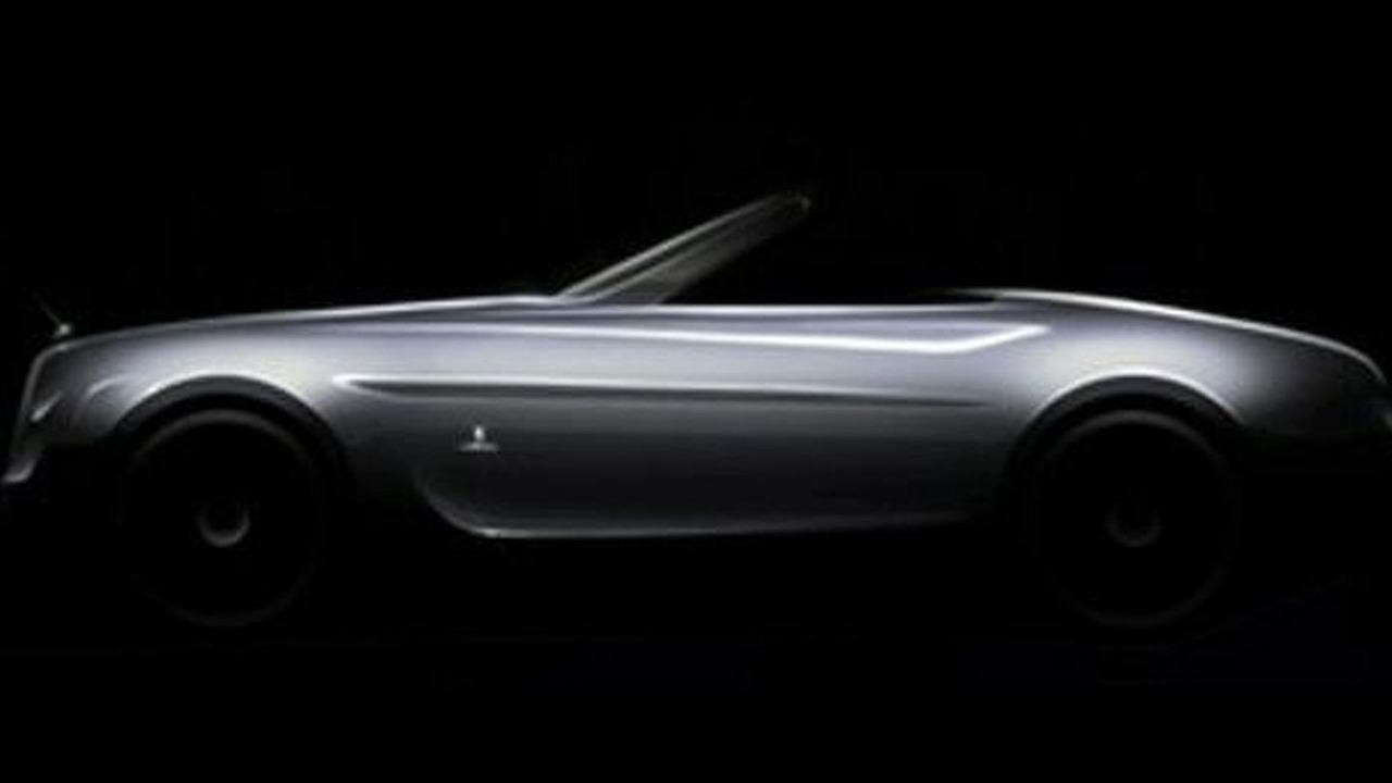 Pininfarina Hyperion Teaser