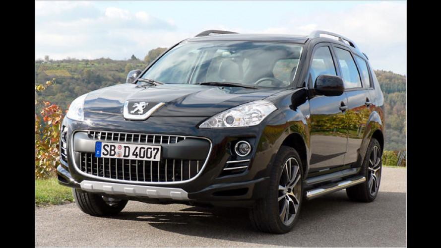 Peugeot 4007 ,Sport Edition