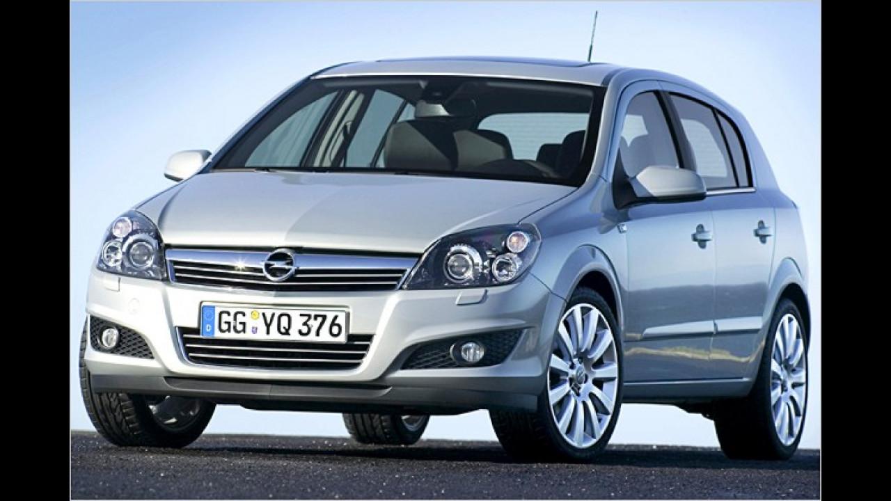 Opel Astra 2.0 Turbo Sport