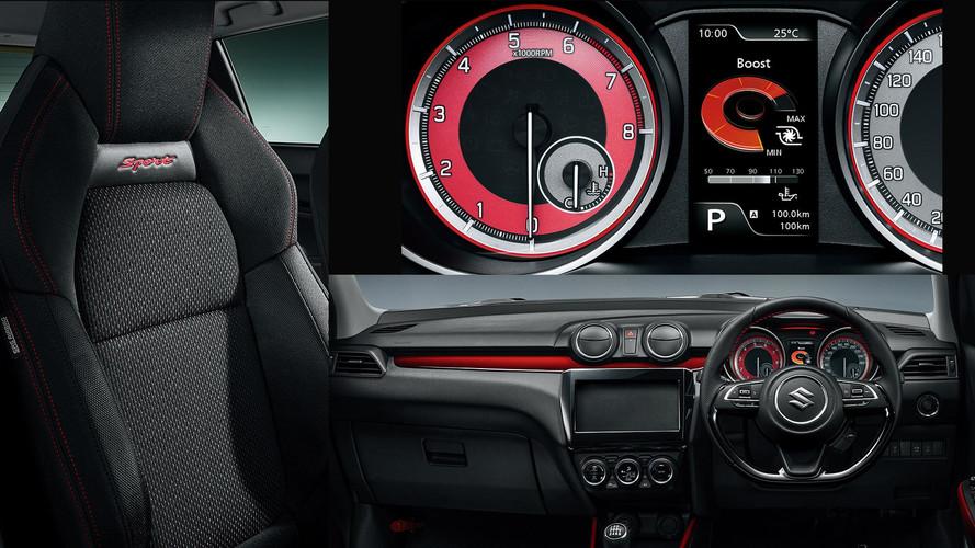 Újabb részleteket közölt a Suzuki a hamarosan érkező Swift Sportról