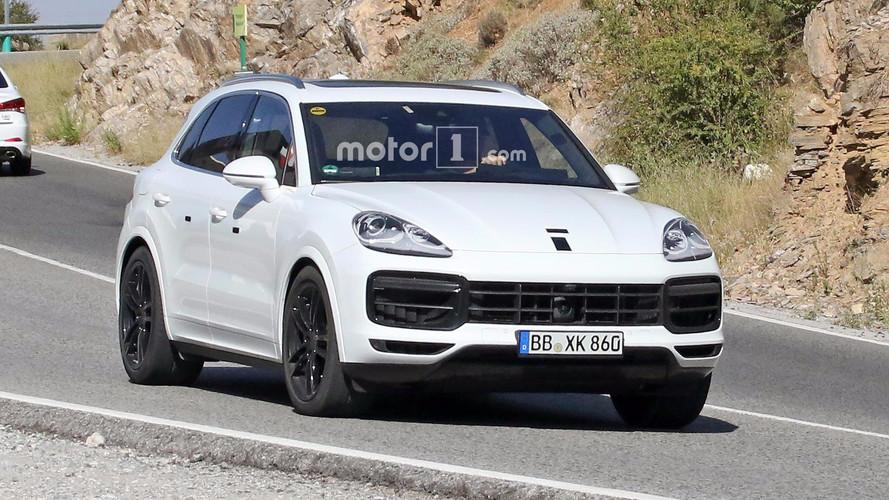 Yeni Porsche Cayenne dizel motorlarsız mı tanıtılacak?