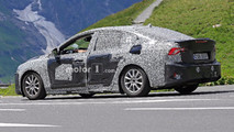 Ford Focus Sedan Spy Pics