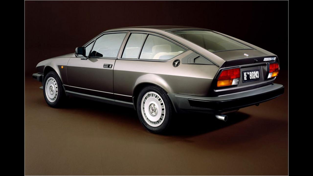 Alfa Romeo GTV 6 (Octopussy, 1983)