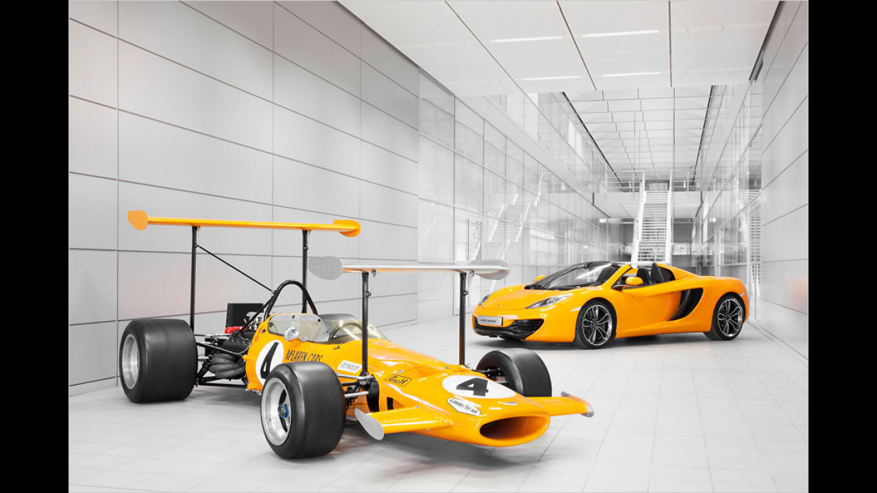 50 Jahre McLaren