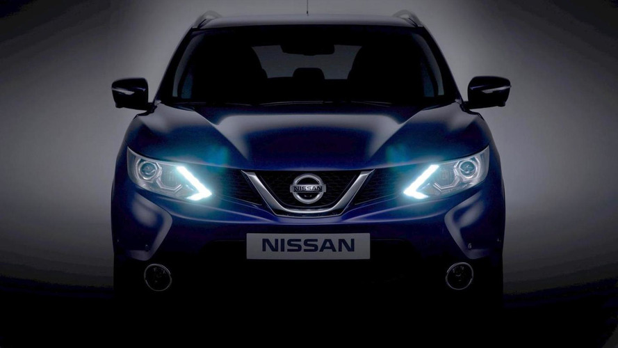 New Nissan Qashqai teaser is most revealing yet