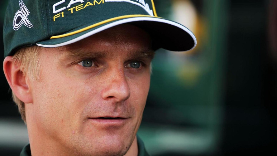 Kovalainen not considering Le Mans move yet