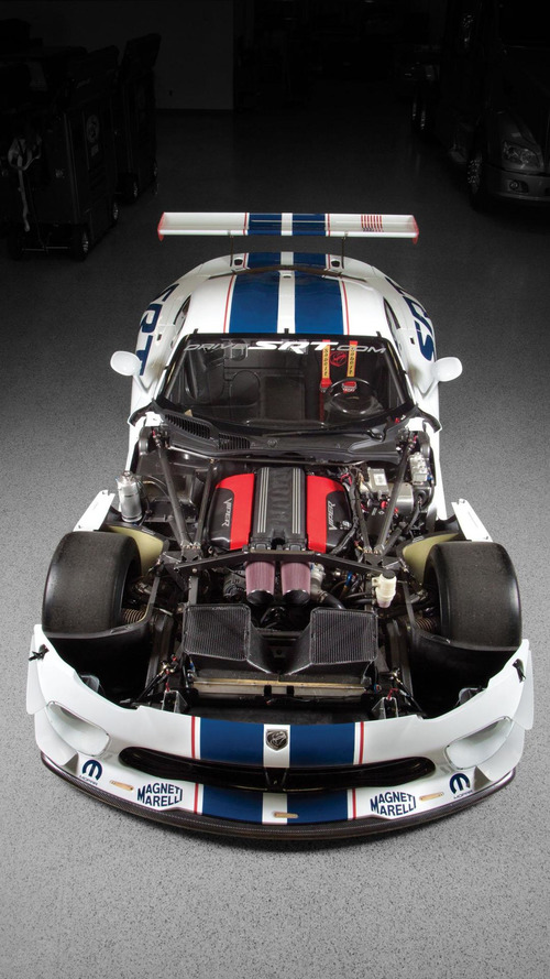 SRT Viper GT3-R unveiled, costs $459,000 [video]