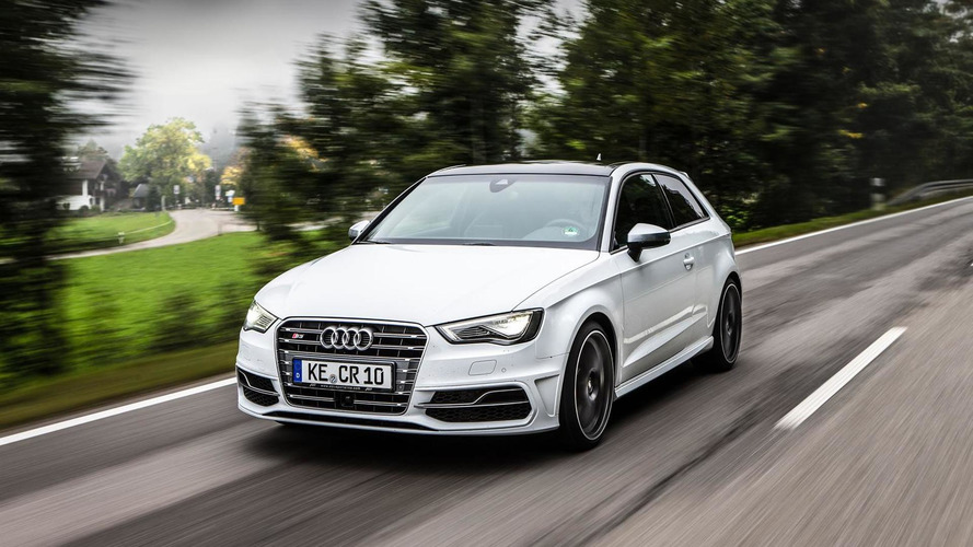 ABT tunes the Audi S3 to 370 HP