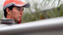 Sergio Perez 14.11.2013 United States Grand Prix