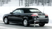 SPY PHOTOS: Saab 9-3 Facelift Latest Pics