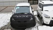 Hyundai HED-5 i-Mode CUV spy photos - 11.01.2010