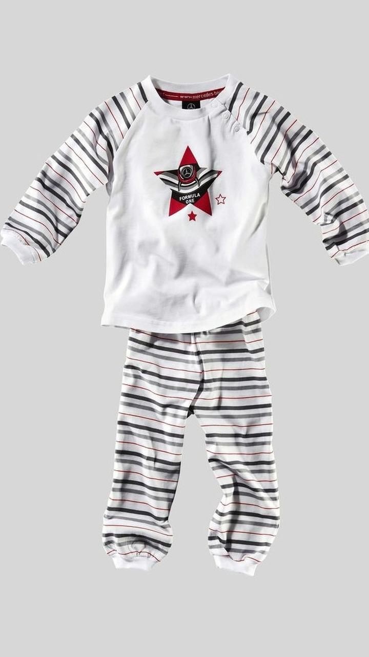 Mercedes Monochrome Gift - Pyjama
