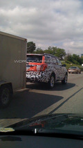 2011 Ford Explorer spy photos 21.06.2010
