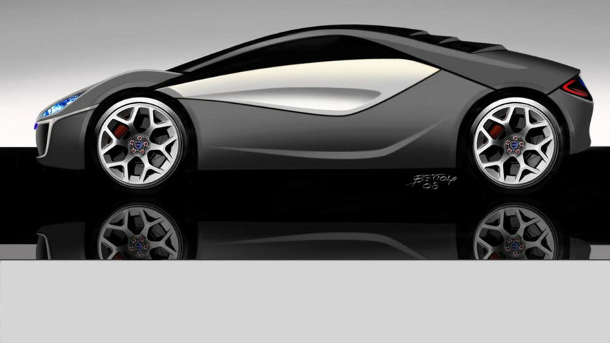 Mysterious Lancia Coupe and Ypsilon Designs found on official site