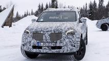 Mercedes Clase E 2018, fotos espía