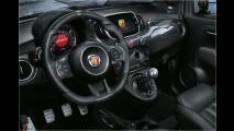 Der Abarth 695 XSR Yamaha