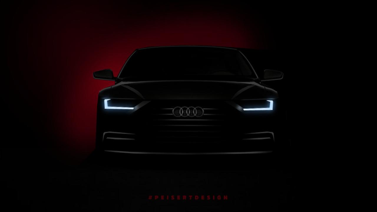 2018 Audi A8 Rendering