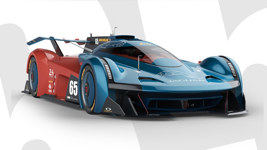 Türk tasarımcıdan muhteşem Jaguar Le Mans yorumu
