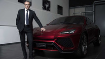 Lamborghini Fabrikası Urus büyümesi
