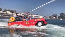 Watercar Panther Fire Rescue Vehicle