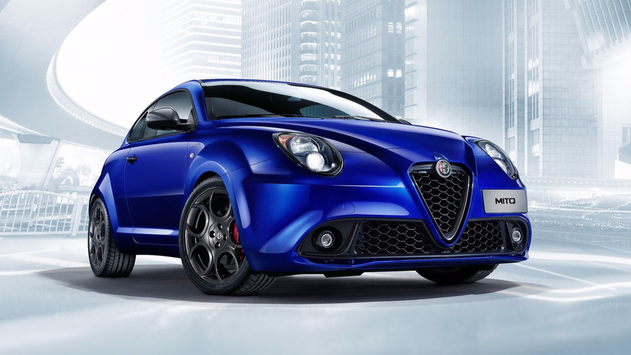 Next-Generation Alfa Romeo MiTo Could Be A Crossover…